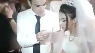 Жених ударил невесту в день свадьбы 2
