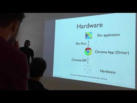 Elm At Dividat - Adarsh Amirtham @ Elm Zürich Meetup 18.08.16