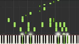 Synthesia Queen Piano Medley 2018