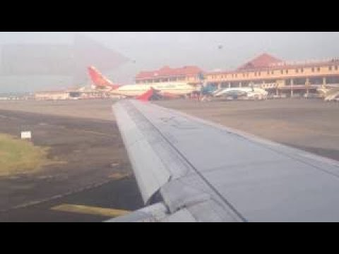 World's First Solar Powered Airport  Airbus A321 Taxi  Takeoff  Climb Approach  Landing  