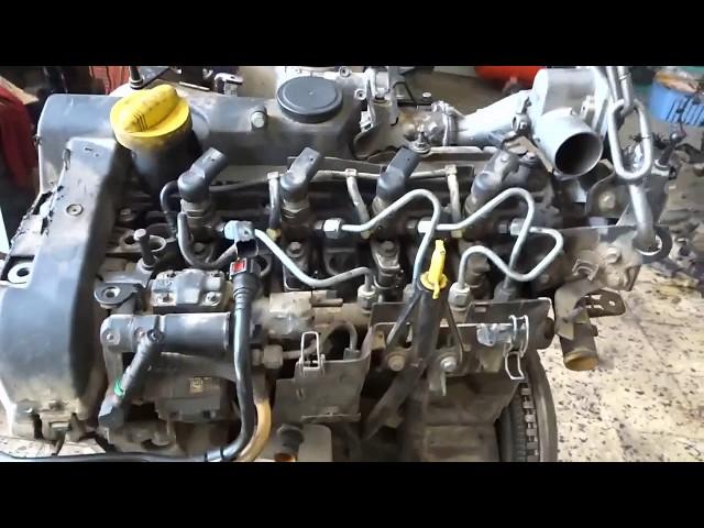 Moteur Siemens DCI - Renault  Megane,Scenic,Nissan,Suzuki,Clio