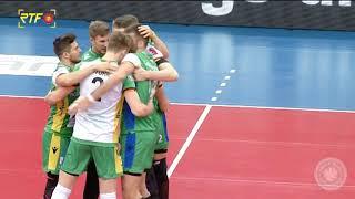 RTF.1 Sport - Spielbericht TV Rottenburg vs. Volleyball Bisons Bühl. Mehr Beiträge zur Volleyball Bundesliga auf Sporttotal.tv
