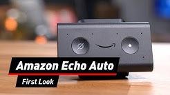 Amazon Echo Auto im Test: Was kann Alexa im Auto? | deutsch