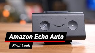 Amazon Echo Auto im Test: Was kann Alexa im Auto? | deutsch