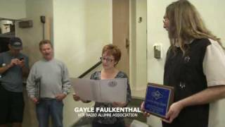 KCR Radio |  New Studio Dedication 2/3: Gayle Falkenthal