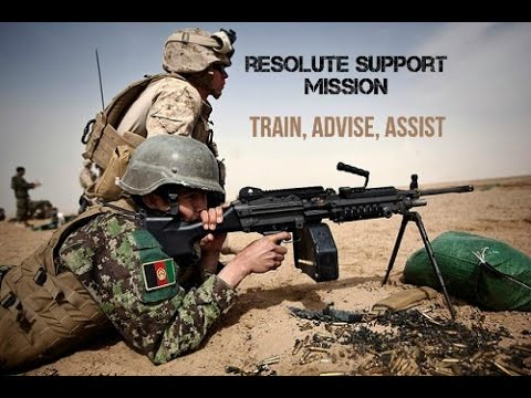 Resolute Support Mission (documentary)
