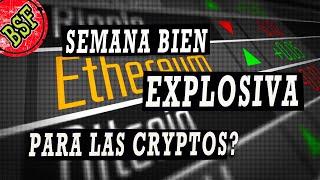 Bitcoin: Punto de Quiebre! Altcoins toman el control... Le seguirá BTC?