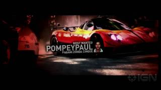 Need for Speed Hot Pursuit Trailer - E3 2010 thumbnail