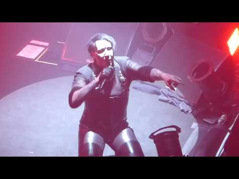 """Marilyn Manson - Full Show, Live at The Fillmore on 9/27/17 """"Opening Night of Tour"""""""