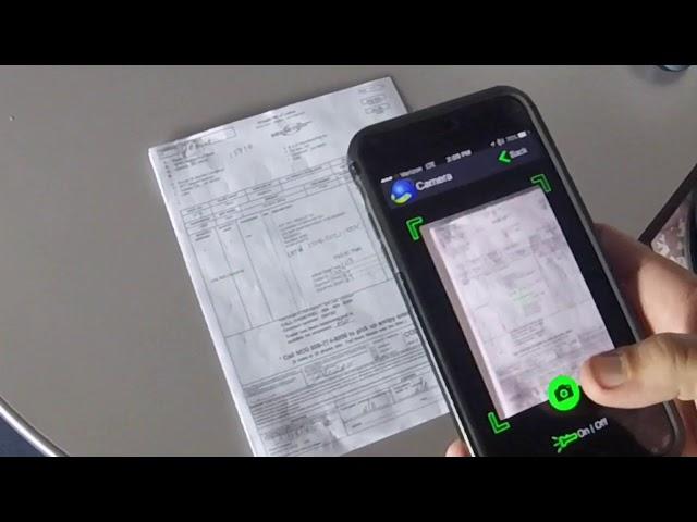 Traveloko Tips - Scanning Documents