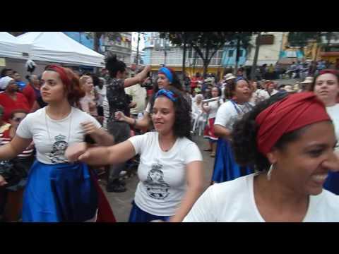 Cia Porto de Luanda - 16ª Festa da Igreja do Rosário
