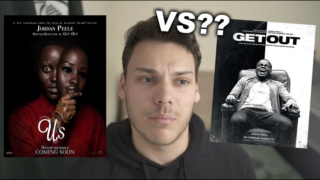Us vs  Get Out  Does it hold up? SPOILER FREE