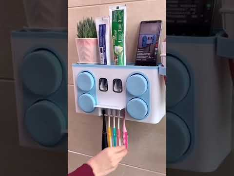 Toothpaste dispenser ❤Subscribe ❤Buy Link in description❤#shorts