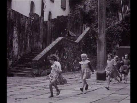 Emission Orson Welles pour la BBC - Le pays basque (1955)