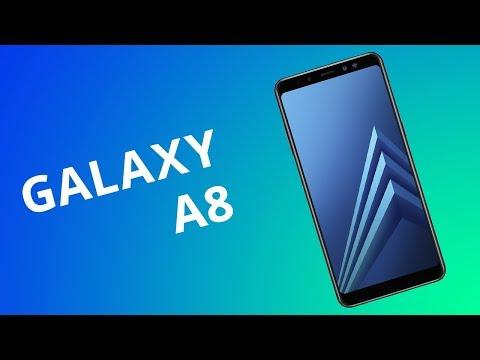 Samsung Galaxy A8: um intermediário com tela infinita e preço salgado [Análise / Review]