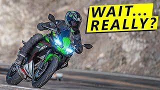 TOP 10 FASTEST BEGÏNNER MOTORCYCLES YOU CAN SAFELY BUY