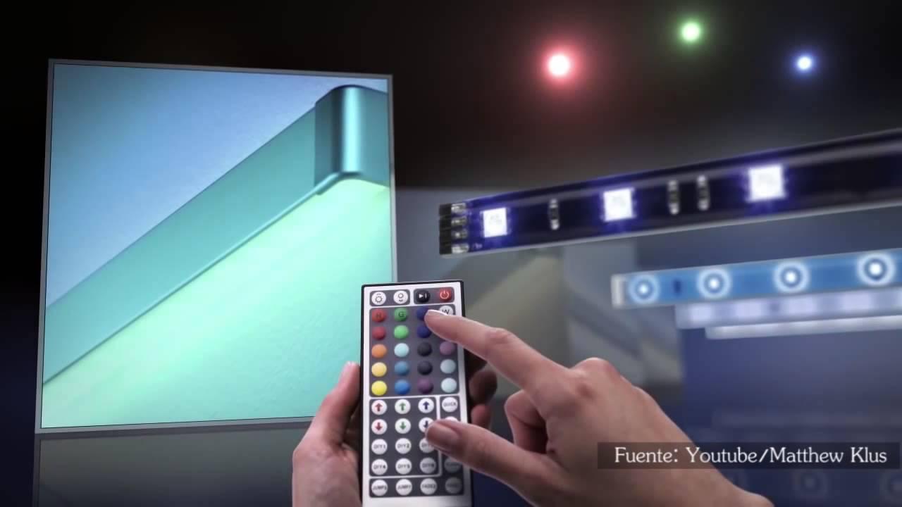 cmo aprovechar las luces led para iluminar tu casa youtube