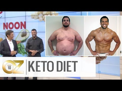 How many grams of carbs can you eat a day on the keto diet