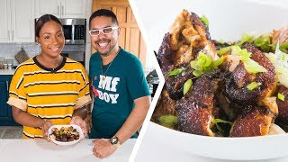 How To Make Trini-Chinese-Style Fried Chicken | Foodie Nation