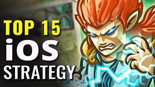 Top 15 iOS Strategy Games of All Time