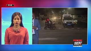 Second couvre-feu : les premières images dans les rues de dakar