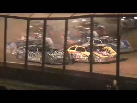 ULMS Super Late Model Feature | Eriez Speedway | September Sweep | 9-26-15