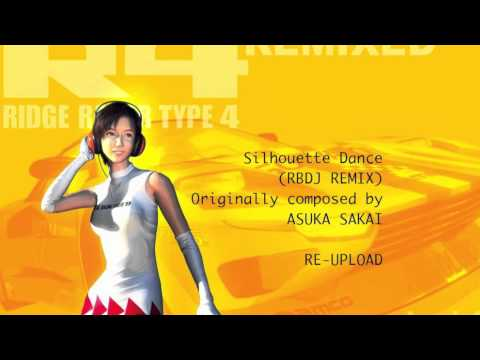 Re-Upload: Ridge Racer Type 4 Music Remix - Silhouette Dance (RBDJ RMX)