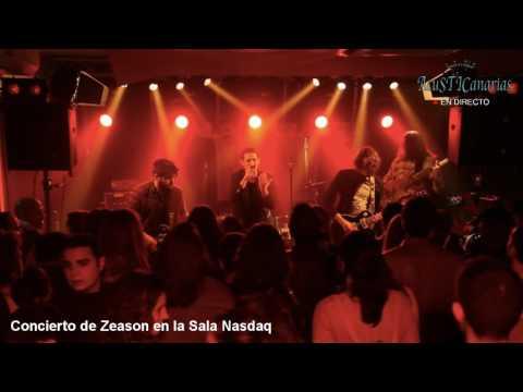 Concierto de Zeason en la Sala Nasdaq