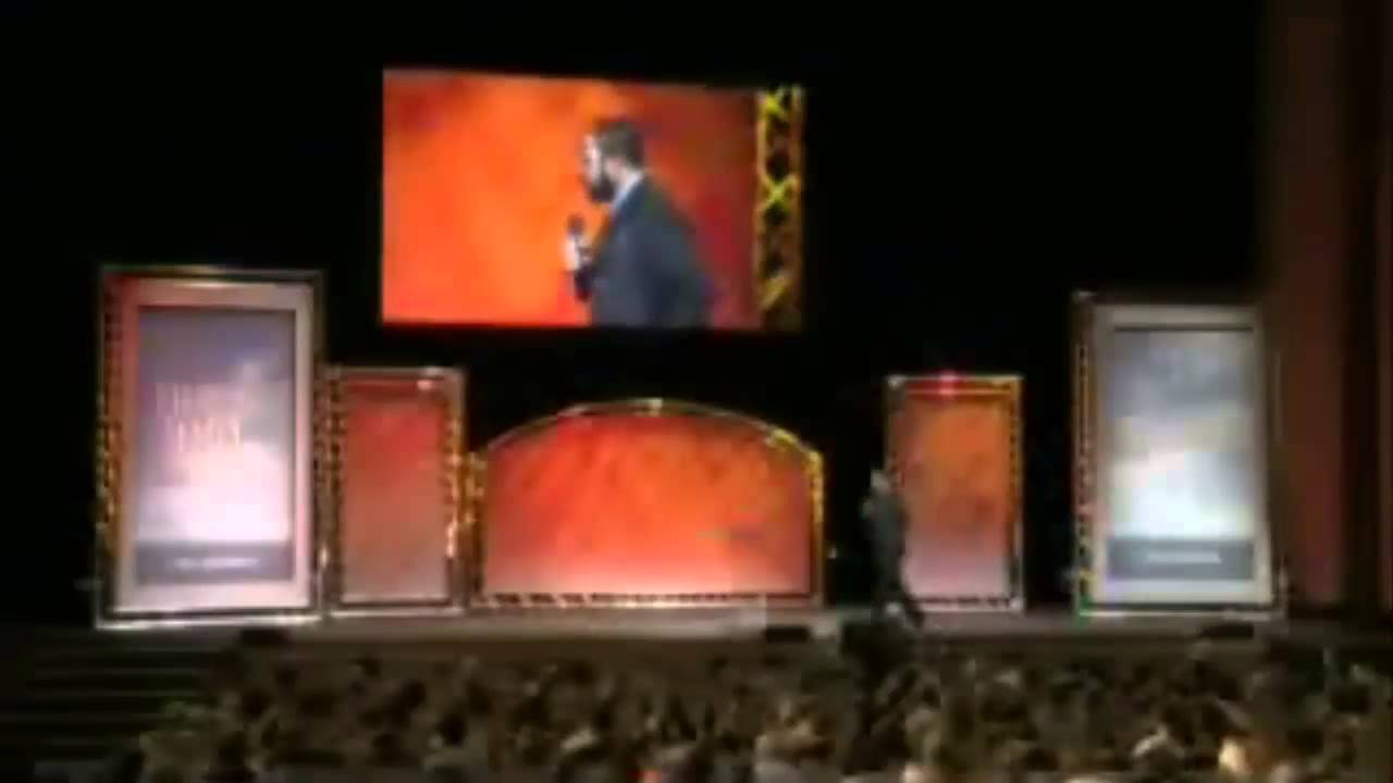 Les Brown Step Into Your Greatness Live