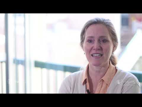 Dr Christine Wood - My Encounter - The Deepest Yearning of All is for Him