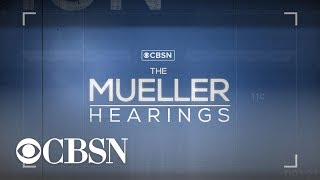 CBS News Special Report: Mueller testimony concludes