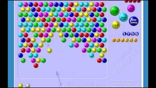 Игра Bubble Shooter (Шарики - Стрелок пузырями)