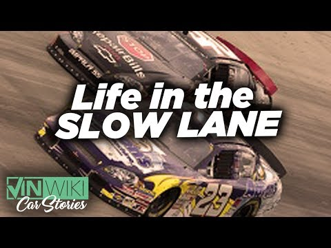 What is it like to be on a slow NASCAR team?