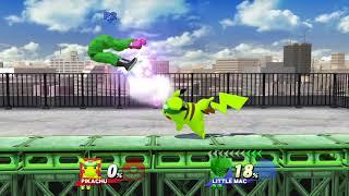 T1 Grand Finals - CP (Pikachu) vs Big Mac (Lil Mac) Set 1 G1
