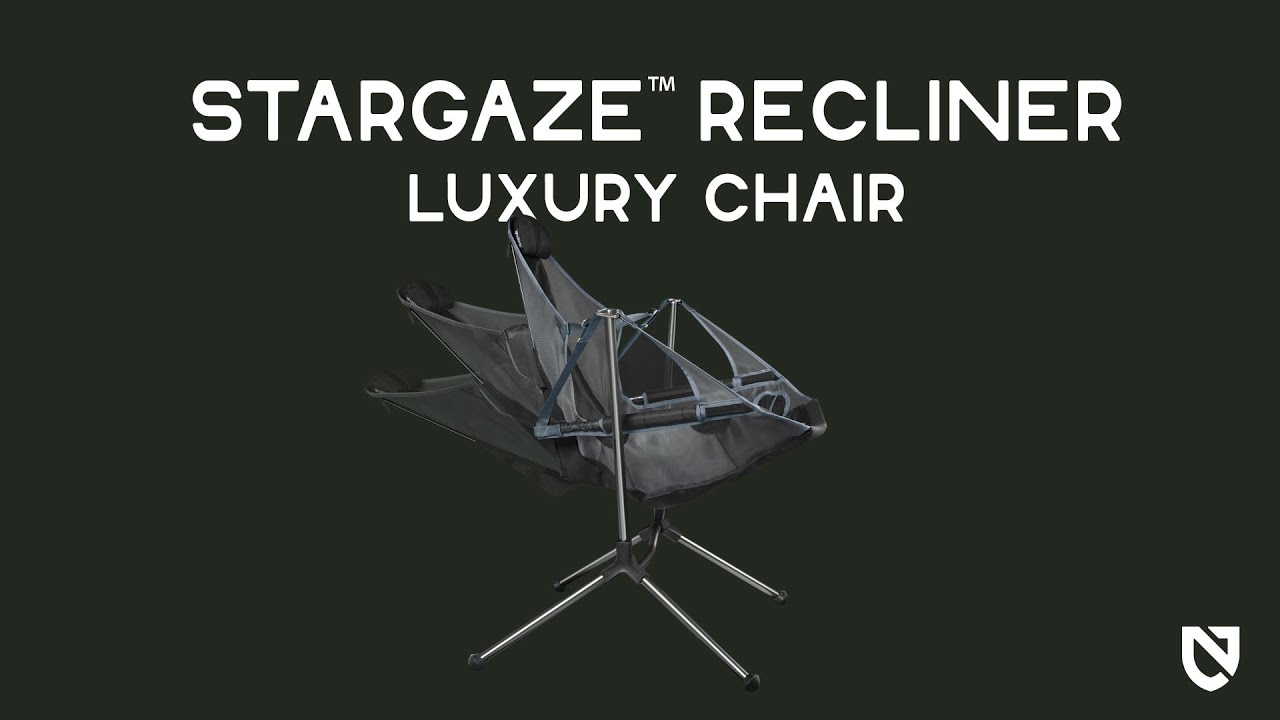 Nemo Stargaze Recliner Luxury Chair Youtube