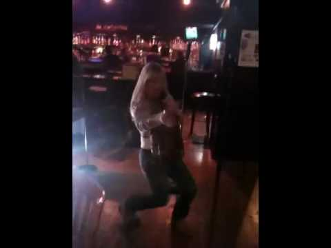 Kelly Conway karaoke in Seattle