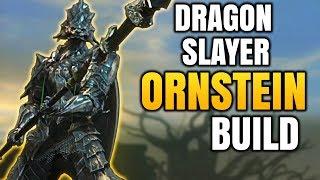 Dark Souls Remastered - Dragon Slayer Ornstein Build (PvP/PvE) - Cosplay Build
