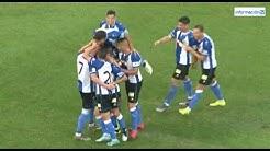 RESUMEN DE HÉRCULES CF - FC BARCELONA B (4-1)