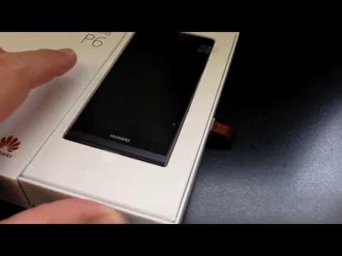 HUAWEI ASCEND P6 DUAL SIM Unboxing Video - CELL PHONE in Stock at www.welectronics.com