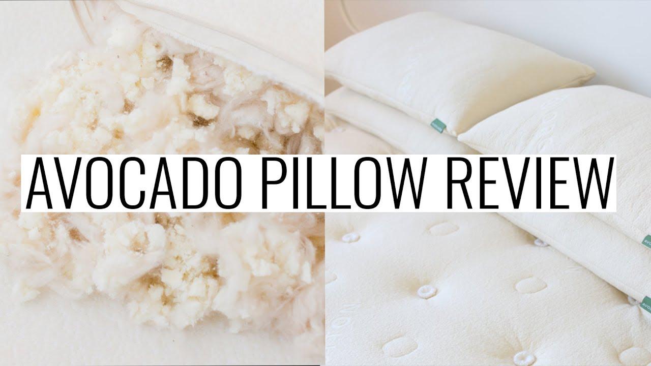 avocado pillow review