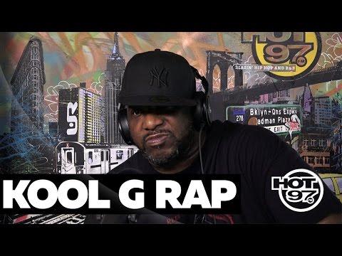 Kool G Rap Shares Rare Stories On Nas, Big Pun + 2Pac & Speaks On New Album