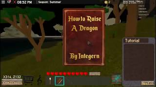 Roblox Raise A Dragon!!