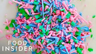 DIY Sprinkles For Homemade Doughnuts, Cakes, And Cookies | No Shortcuts