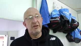 Team Soigneur Gary Beckett Talks About Breakfast for Liege