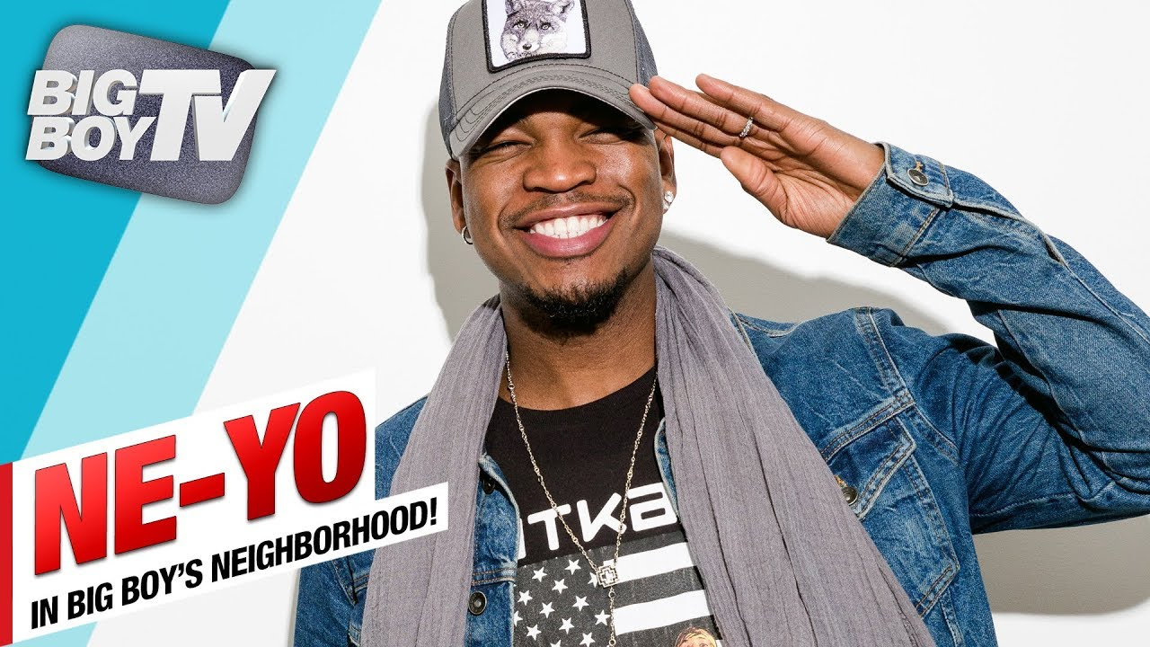 Download Ne-Yo on New Music, Social Haters & Having a New Baby