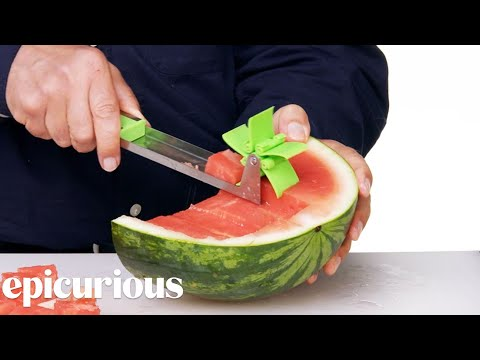 7 Slicing Kitchen Gadgets Tested by Design Expert | Well Equipped | Epicurious