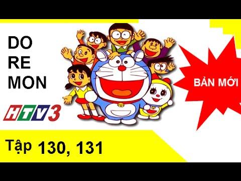 Phim hoạt hình Doremon Tiếng Việt HTV3 tập 130,131 Full HD