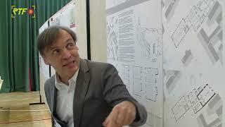 Entwurf für Rathausergänzungsgebäude steht fest
