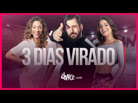 3 Dias Virado - MC IG ft. Jorgin Deejhay | FitDance TV (Coreografia) Dance Video