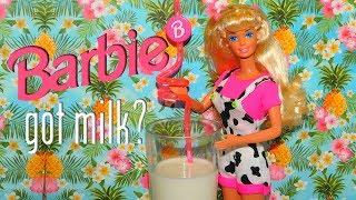 Привет из прошлого: Barbie Got Milk?